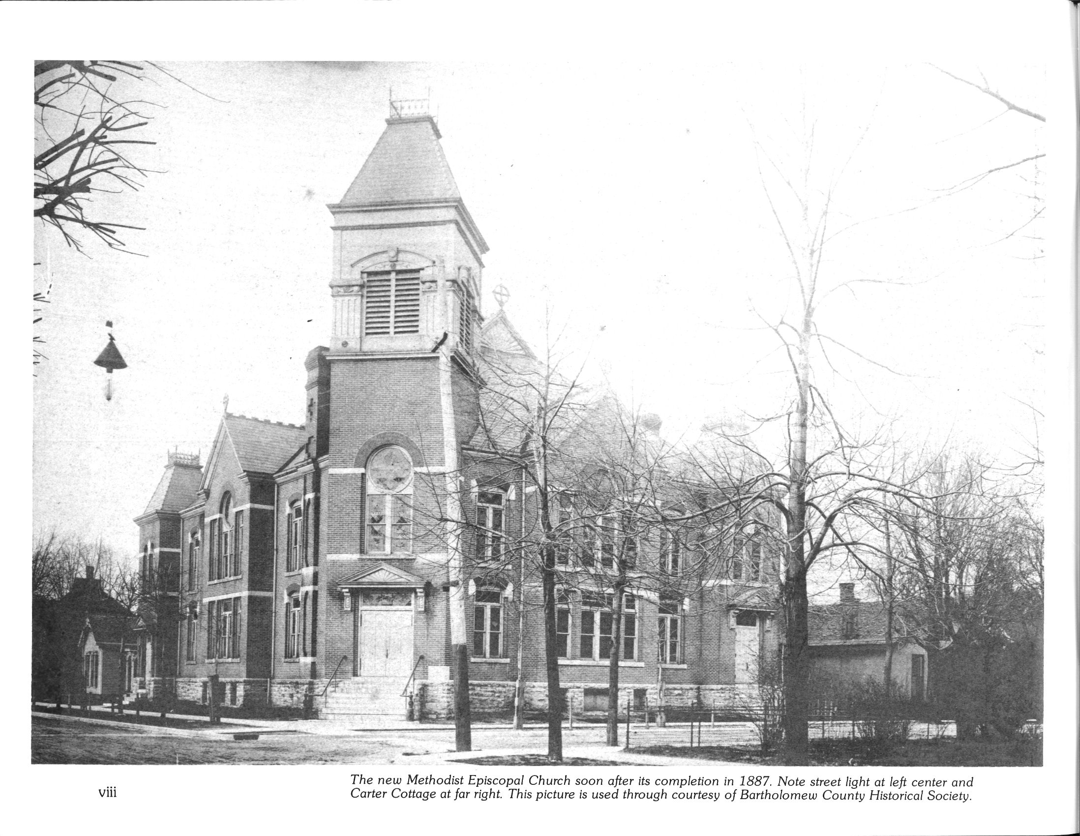 First UMC in 1887
